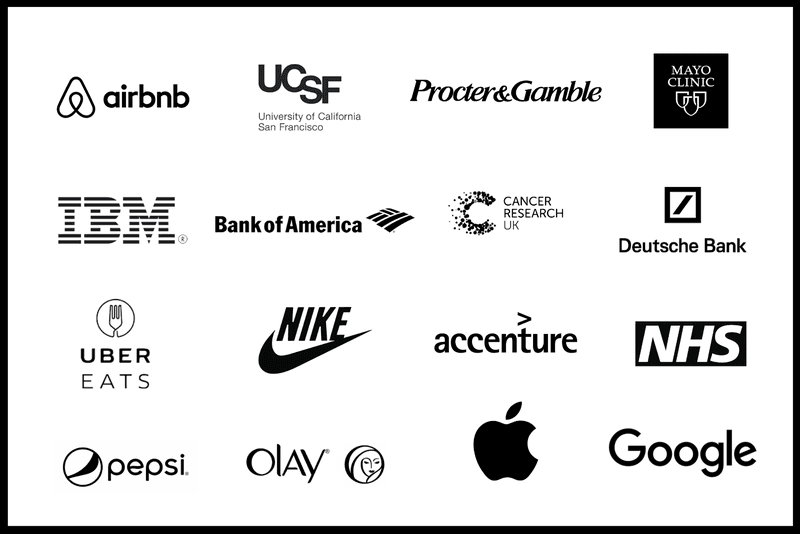 Examples of brands who have adopted Design Thinking to solve problems and/or embedded design into their culture
